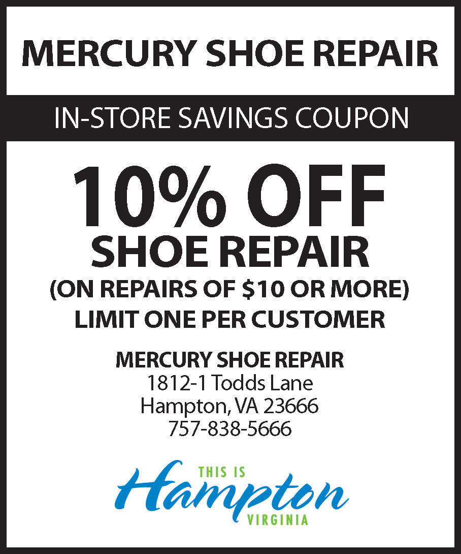 Mercury Shoe Repair