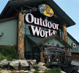 Bass Pro Shops  & Outdoor World