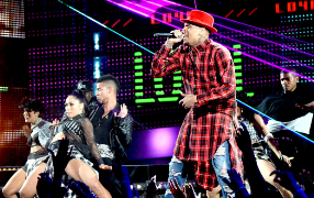 "Chris Brown ""Between the Sheets Tour"" with Trey Songz and Tyga"
