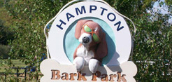Dog Days of Summer Bark Park Extravaganza