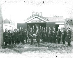 """Lunch in Time: """"Putting Out Fires: Volunteer Firefighters of Hampton"""""""