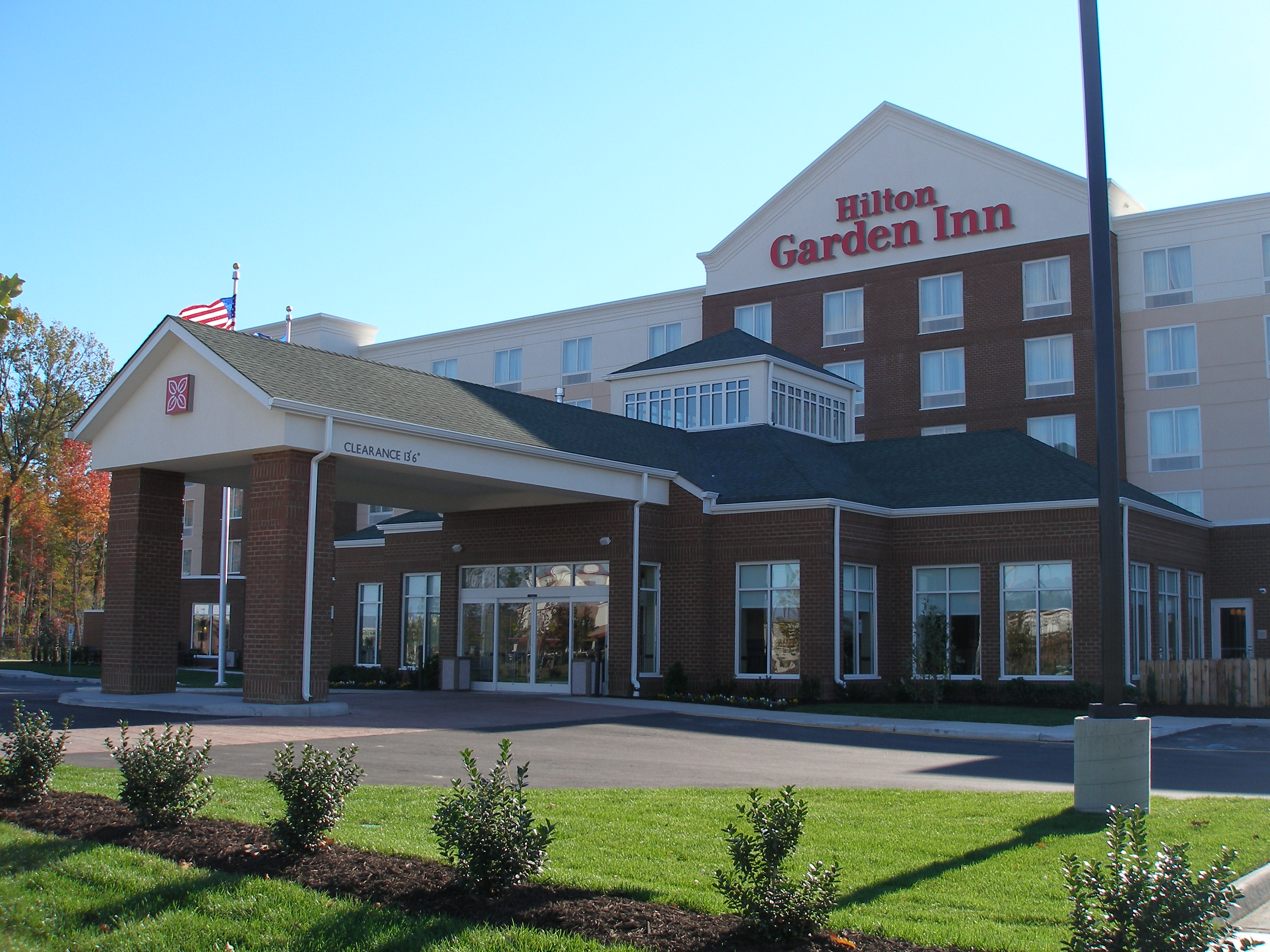 Hilton garden inn hampton coliseum central this is - Hilton garden inn hampton coliseum central ...