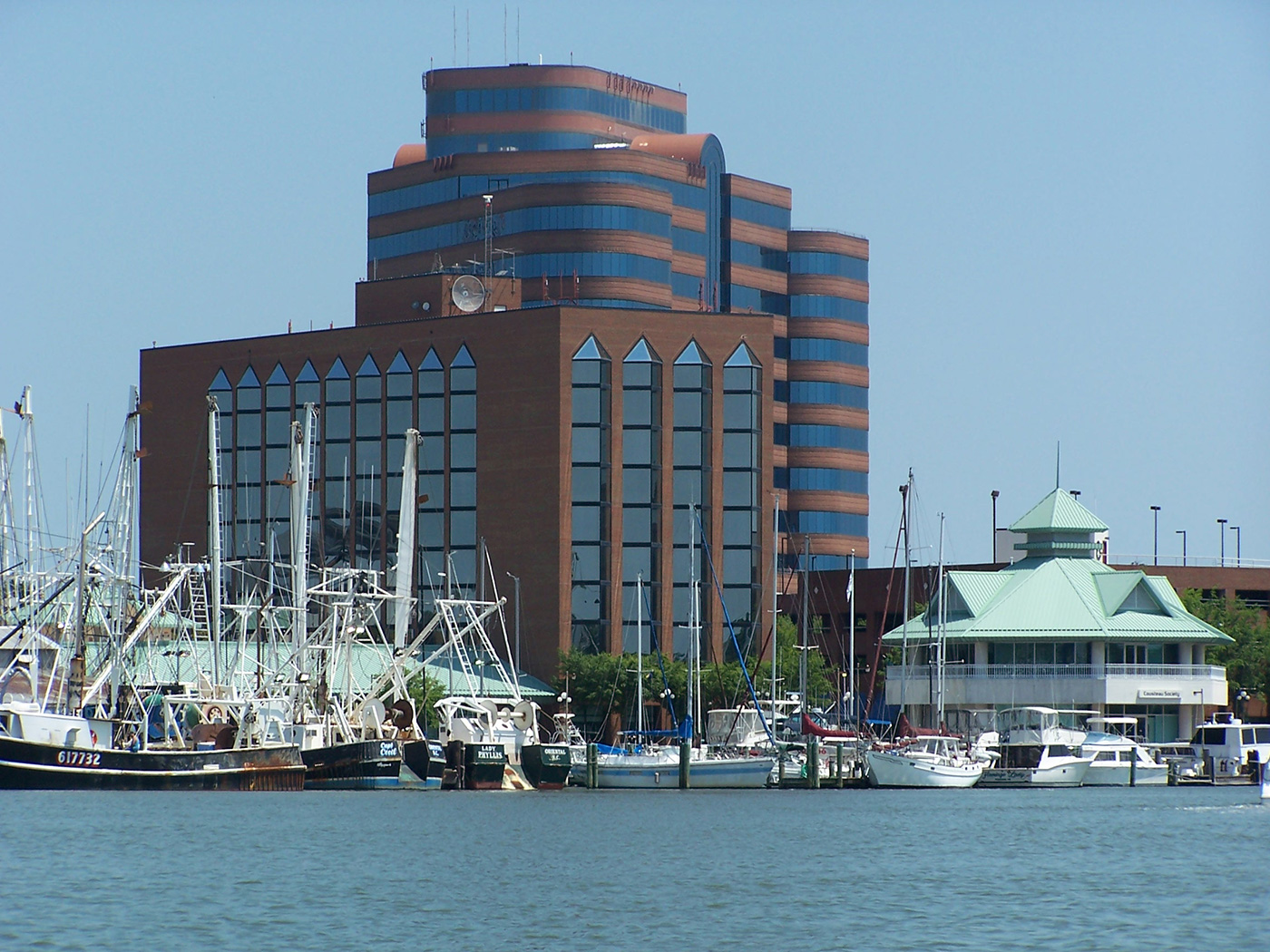 Downtown Hampton Waterfront
