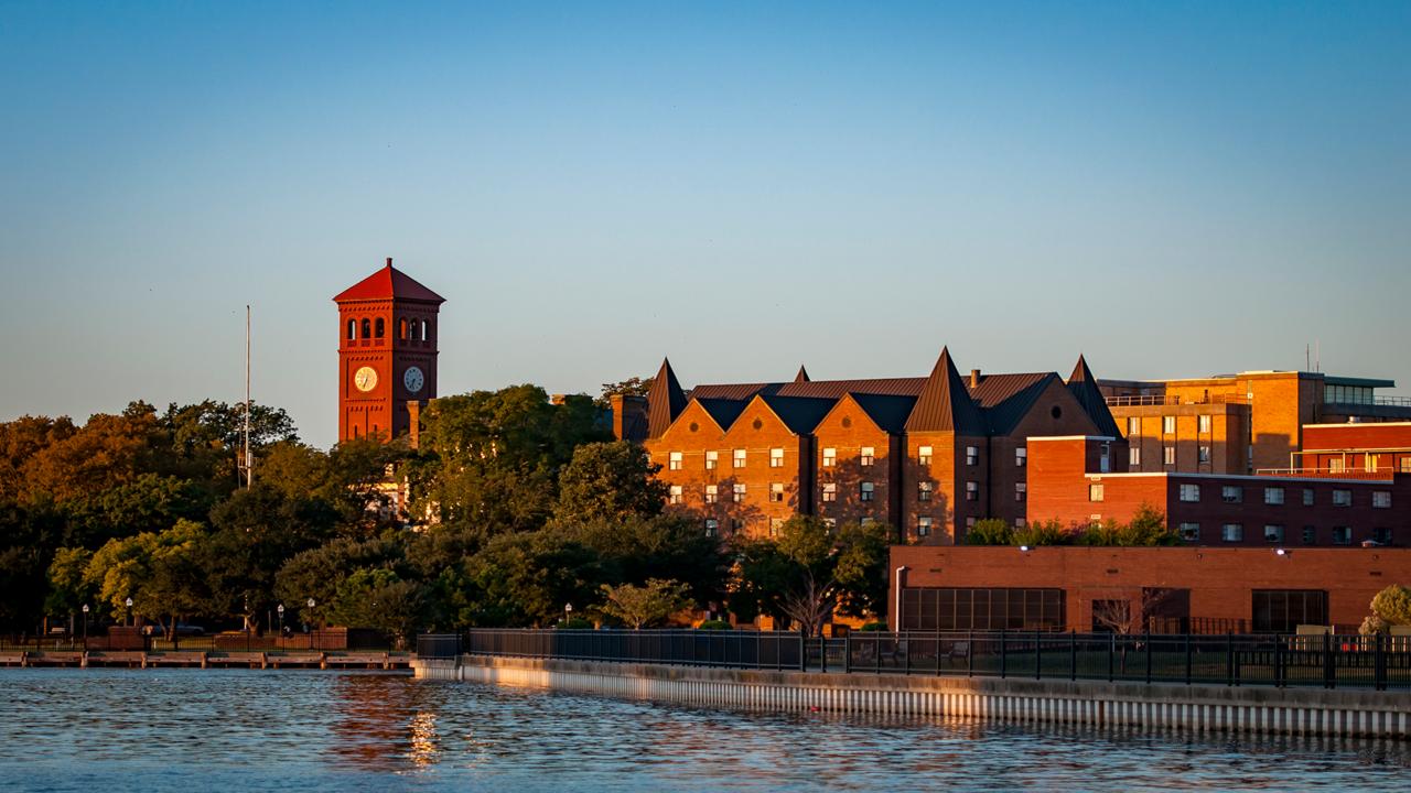Virginia HBCU Hampton University is a vaccinated island in a sea of COVID